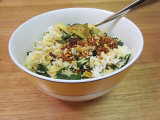 Savoury Breakfast Grain Bowl