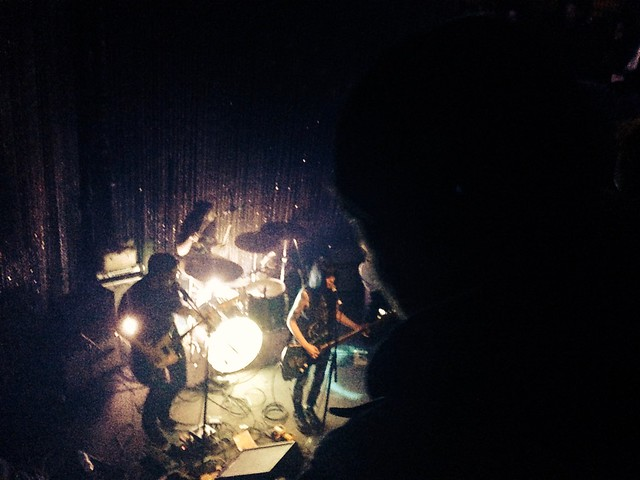 Ecstatic Vision & Far-Out Fangtooth & Creepoid @ Johnny Brenda's, Philadelphia, PA, 14 February 2014