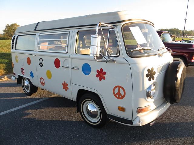 Hippy Van