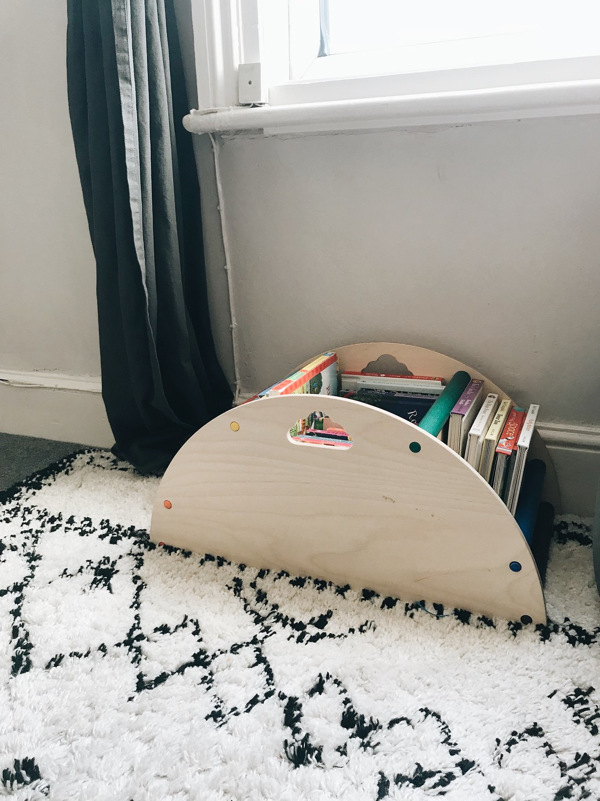 toddler book storage