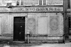 L'Aigle - ancienne fabrique de chaussures et galoches