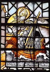St Nicholas the Patron of Sailors