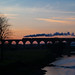 Whalley Arches Sunset
