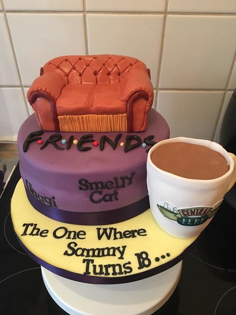 Cake by The Little Kitchen Bakery