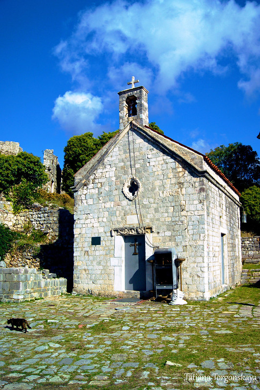 Фасад церкви Св. Иоанна