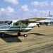 Cessna T337D Super Skymaster N86406 Gatwick 11-4-70
