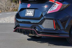 HKS Civic Type R Demo Car