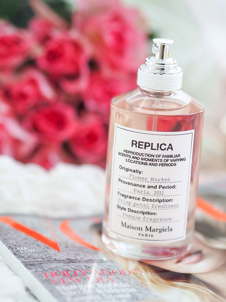 Replica fragrance maison margiela world duty free