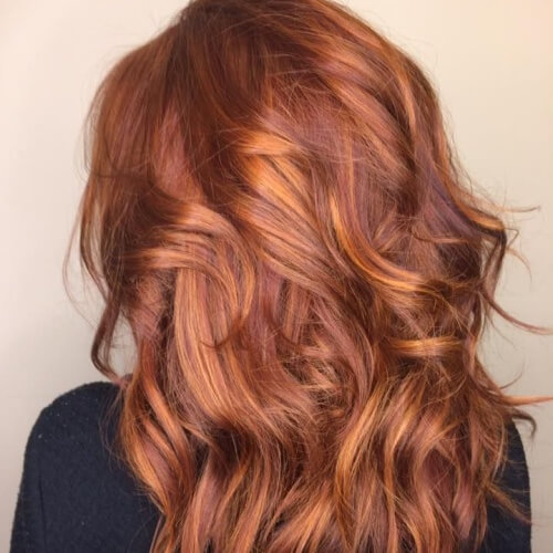 Spicy Red Hair Color Ideas For Women 2018 Fashionre