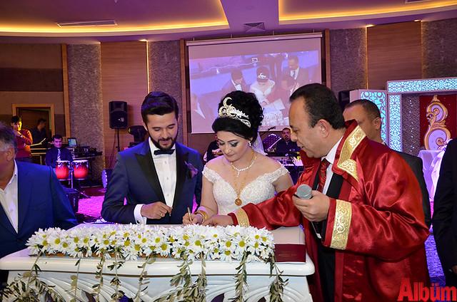 Ahmet Sünbül, Esra Çetin -2