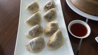 Pan Fried Dumplings at September 18