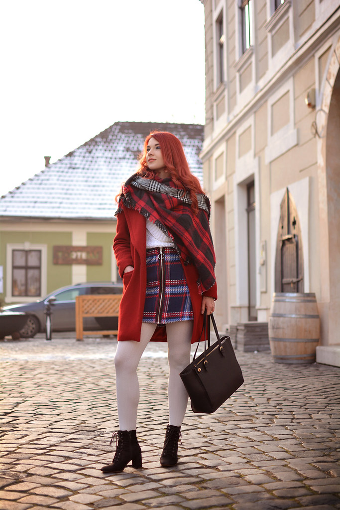 Classic old tartan-Looking a Fashion