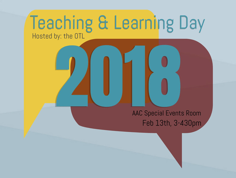 Teaching and Learning Day 2018