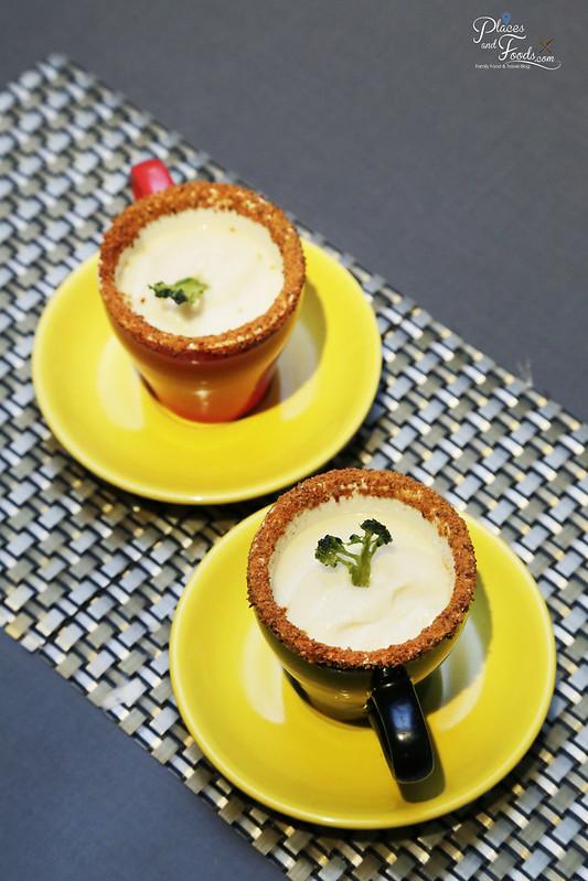 tgv indulge valentine day mushroom soup