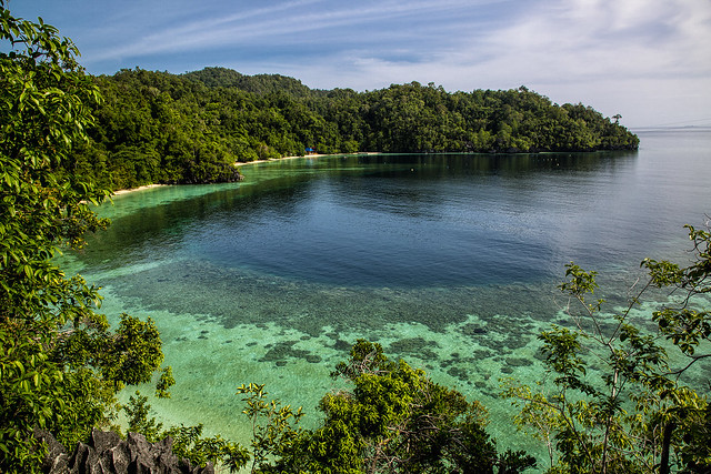Pulau Labengke, South east Sulawesi