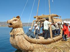 Pérou, le Lac Titikaka
