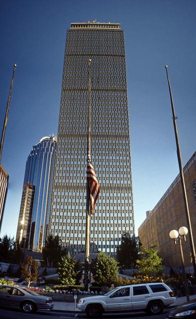 Prudential Center - Kodachrome - 2001 (stitched)