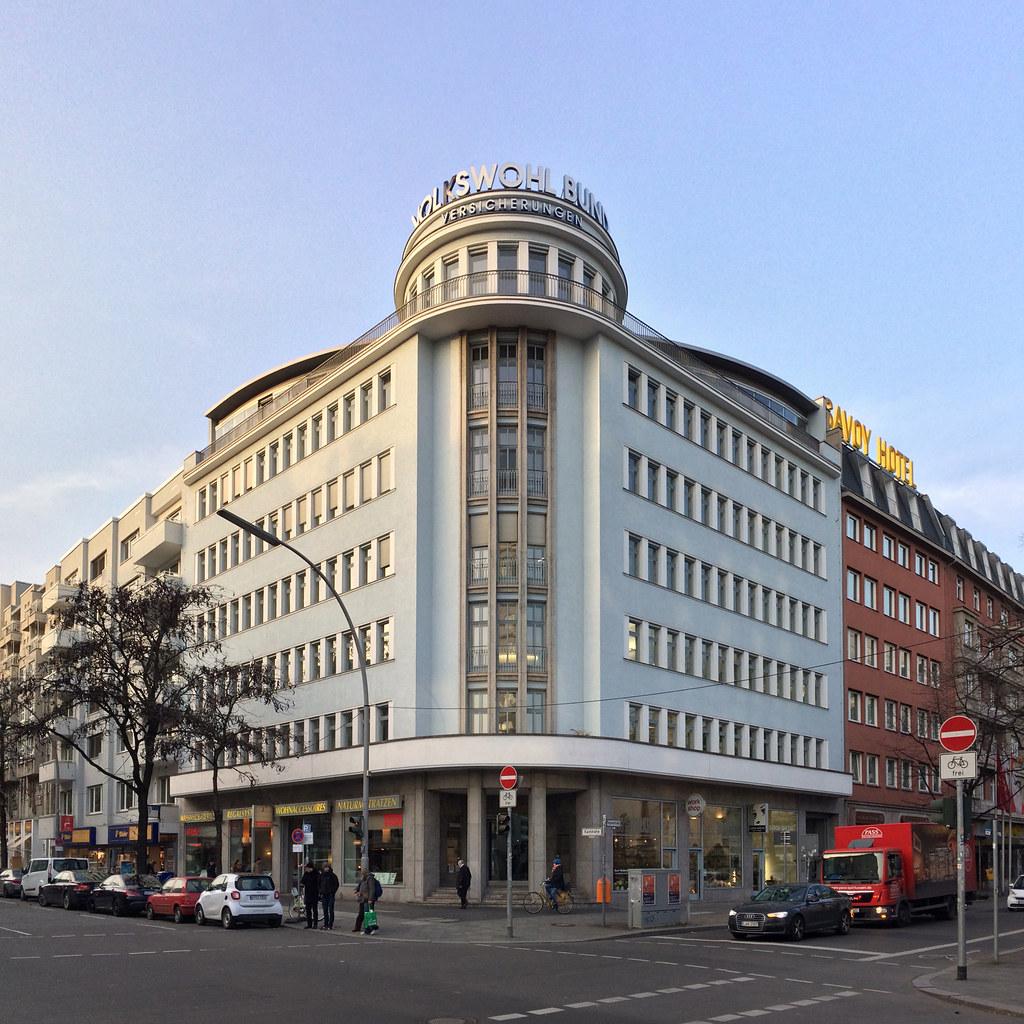 Hotel Berlin Hansaviertel