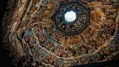 Inside the Florentine Duomo