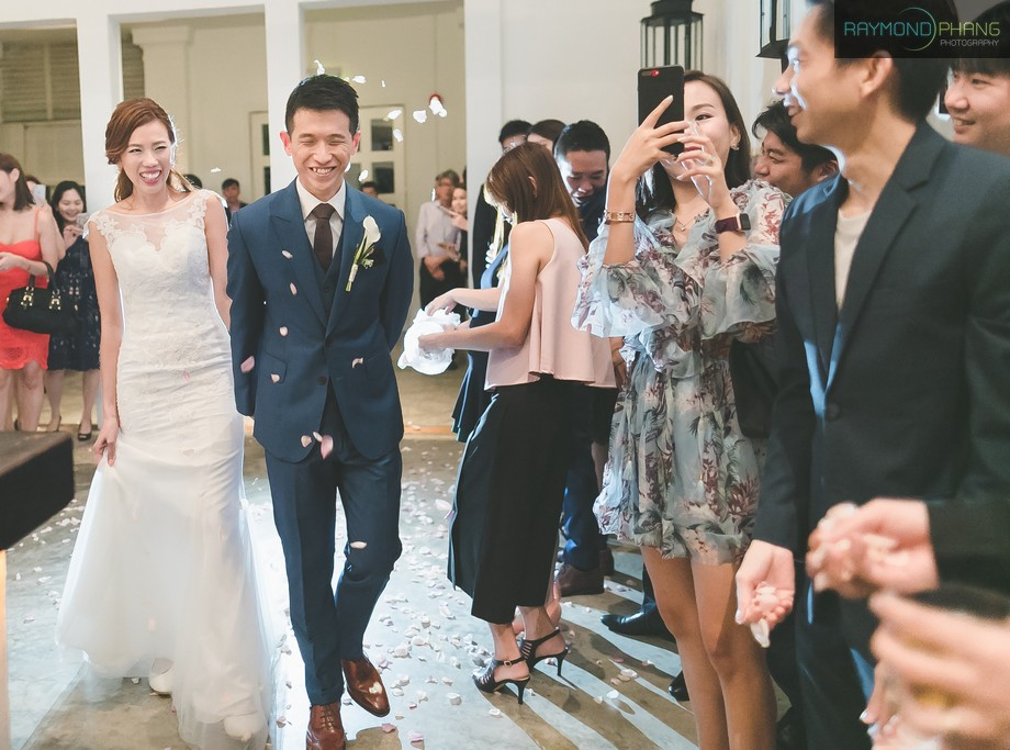Tamarind Hill Wedding