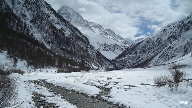 Zinal Zwitserland