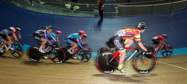 National Omnium Championships - Derby Arena