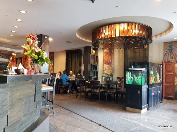Restoran Malaysia interior