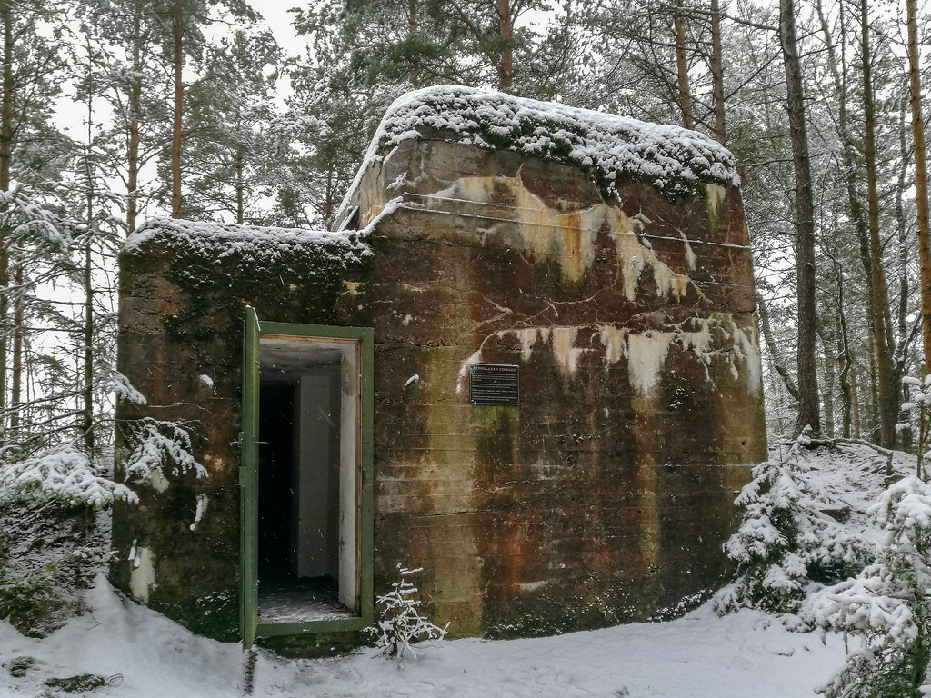 Hidden gems in Finland and Satakunta Region: Reposaari Island and a wartime fortress