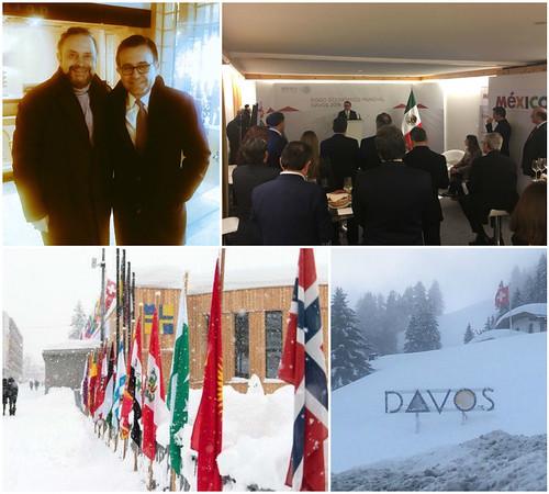 México presente en Davos 2018