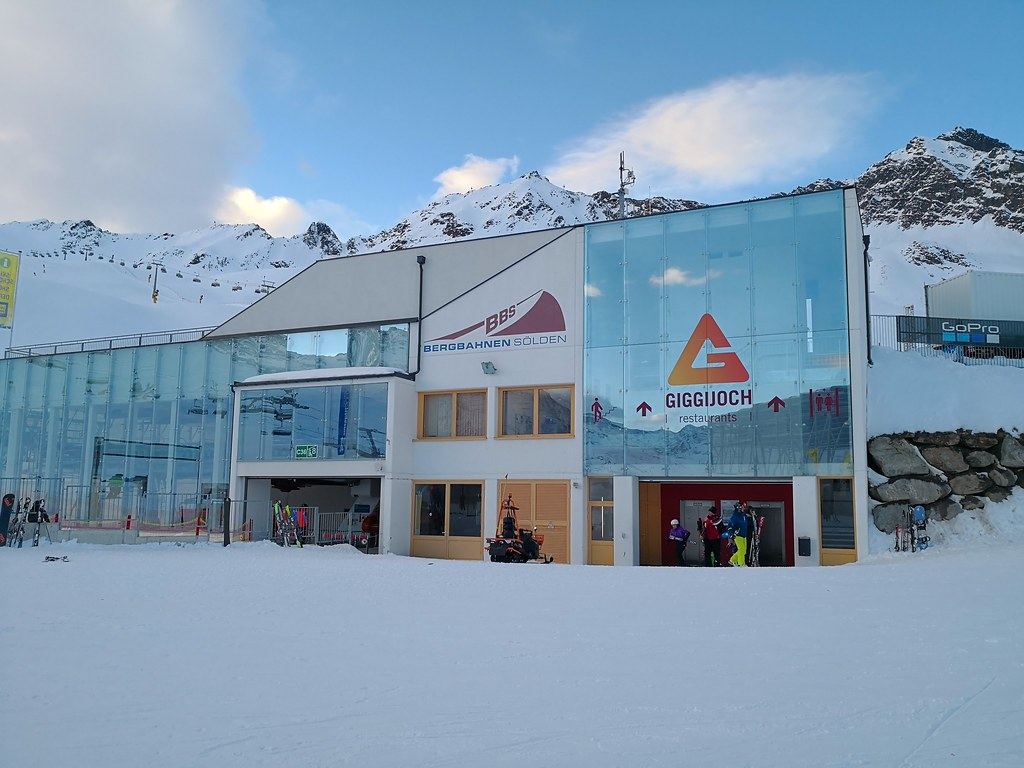 Giggijoch restaurants entrance
