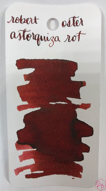 Ink Shot Review @RobertOsterInk Astorquiza Rot 4