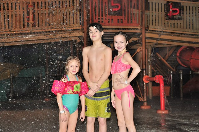 Travel with Kids: Family Fun at Cedar Point's Castaway Bay Indoor Waterpark Resort + GIVEAWAY