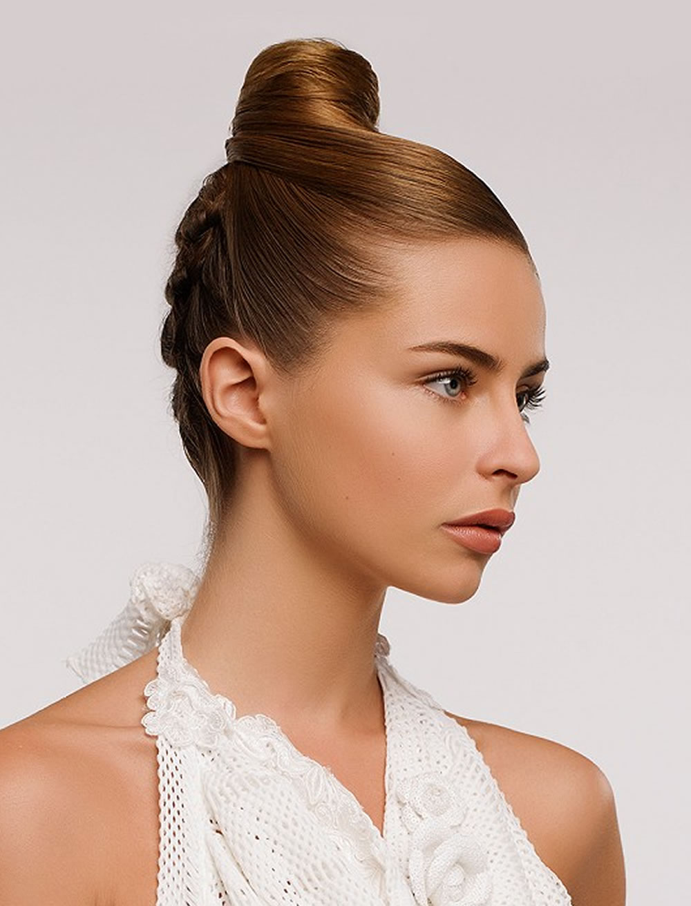 hair styles picture updo hairstyles for square oval faces 2018 2019 6112