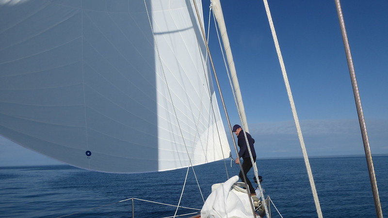 Spinnaker in the Arctic