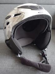Dámská lyžařská helma Alpina - titulní fotka