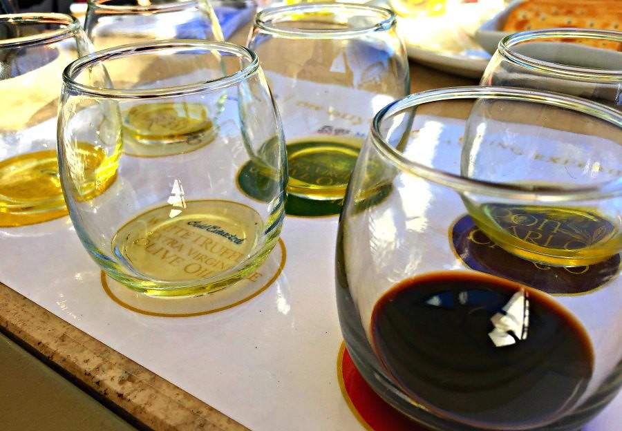 Olive Oil Tasting Stellenbosch