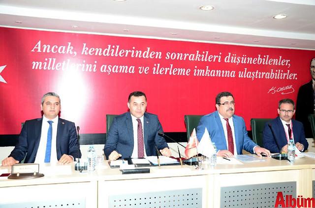 Alanya Belediyesi Aylık Olağan Meclis Toplantısı gerçekleştirildi. -2