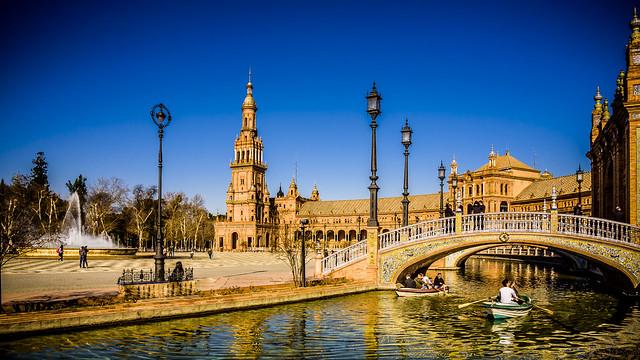Sevilla de mi vida!
