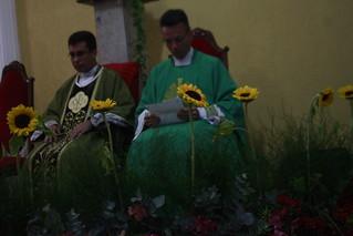Missa de apresentação do novo Vigário Paroquial