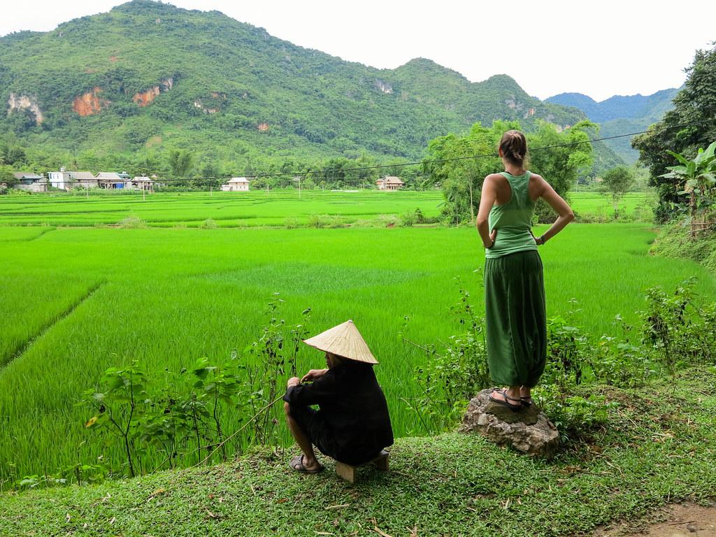Arrozales de Mai Chau