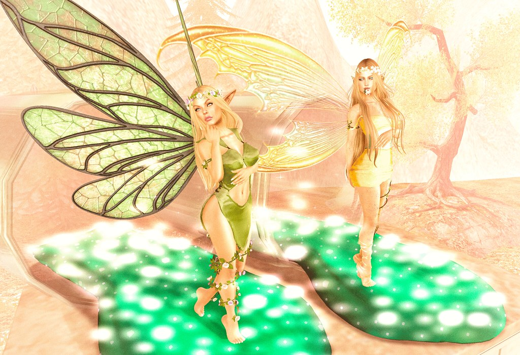 Its a Pixie World