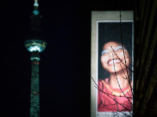 043 Berlin at night