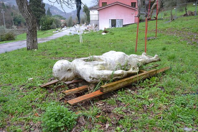 Carrara (08/02/2018) Fotos de zeroanodino para URBANARTIMAÑA
