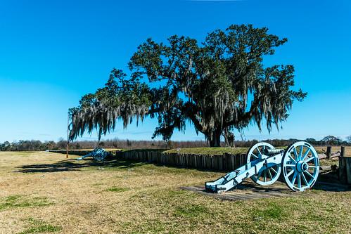 Chalmette, Louisiana battlefield