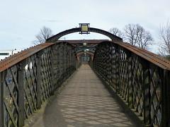 Footbridge, Welwyn Garden City