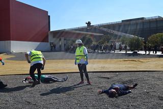 Práctica Accidente Múltiples Víctimas (105)