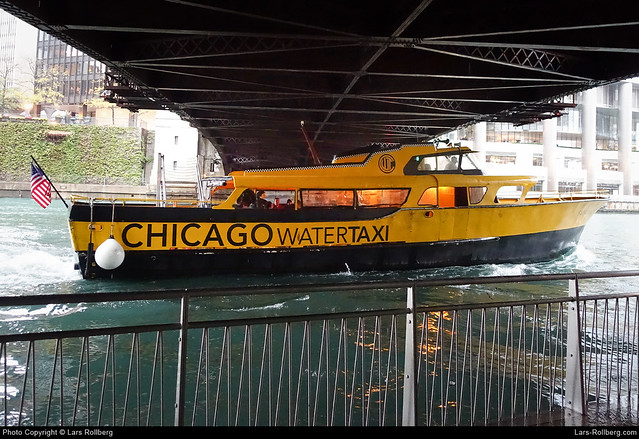 Chicago Watertaxi, Chicago, United States