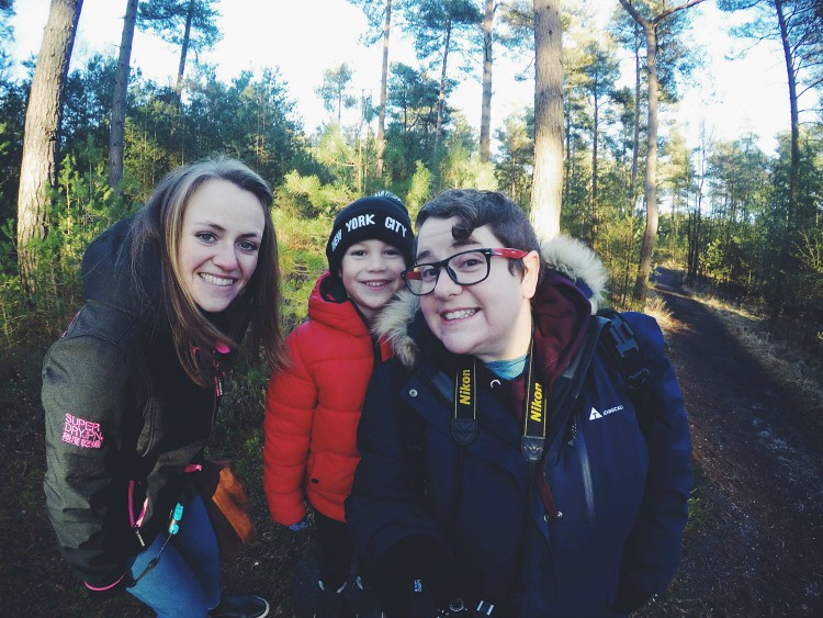 Moors Valley Family