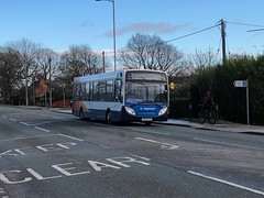 Stagecoach East Midlands 36711