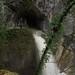 Guy au dessus de la Cascade de la Grotte des Faux Monnayeurs - Mouthier Haute Pierre